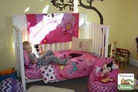 Minnie Mouse Bed Frame Minnie Mouse Toddler Bed Set Disney Minnie Mouse Flower Garden 4pc