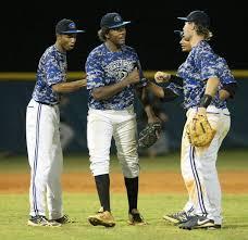 park vista baseball team at top of class 8a state rankings high