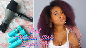 coke blowout hairstyle safe easy natural hair blowout best blowdryer heat