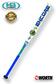 worth softball bat 2017 worth encore slowpitch softball bat hb sports