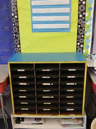 Diy Wall Mount Mailbox Mail U0026 Communication Station Setting Up The Classroom Series