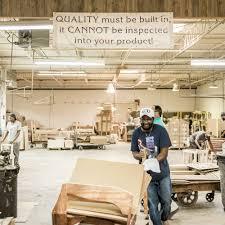 custom hospitality and senior living furniture manufacture