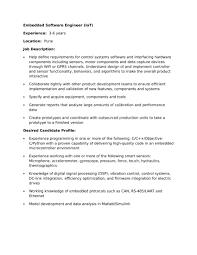 Cnc Programmer Job Description Abap Developer Cover Letter