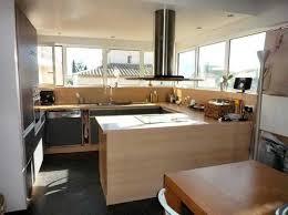 idee cuisine ouverte étourdissant idée aménagement salon cuisine et ide de cuisine