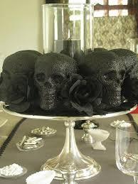 halloween black roses jws interiors halloween party ideas