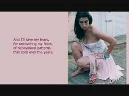 winehouse what is it about lyrics