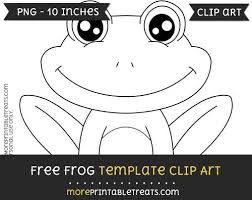 25 ide terbaik frog template di pinterest