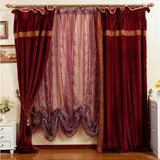 Hotel Room Darkening Curtains Vintage Style Curtains For Sale Retro Curtains