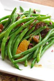 green beans with dates oranges and hazelnuts deliciously organic
