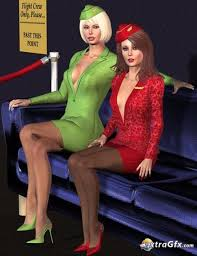 flight crew only for day in the office set i xtragfx creating the