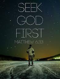 Seeking God Worrying Vs Seeking God