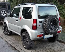 nissan urvan modified suzuki jimny designed to be dirty