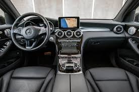 mercedes dashboard 2017 2017 mercedes benz glc300 review long term arrival