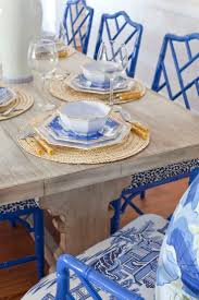 Blue Dining Set by Best 25 Blue Dining Tables Ideas On Pinterest Dinning Room