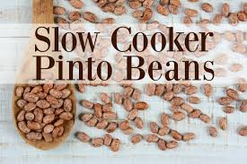 slow cooker pinto beans youtube