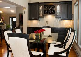 dining awesome transitional living room combo with dining room