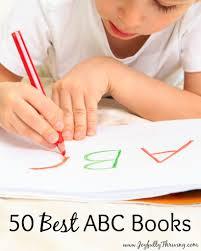 50 of the best alphabet books for children