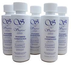 amazon com 5 bottles of 4 oz blue magic waterbed conditioner amazon com 5 bottles of 4 oz blue magic waterbed conditioner hair conditioners and treatments beauty
