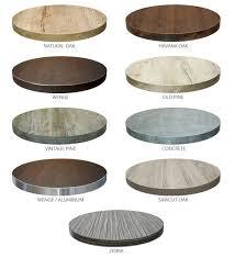 Restaurant Table Tops by Laminate Restaurant Tabletops In Stock 2