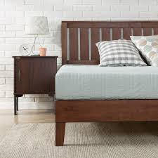 How To Build Platform Bed Frame With Drawers by How To Build Wood Platform Bed U2014 The Home Redesign