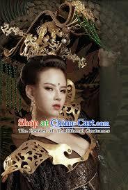 hair decoration china tang dynasty ancient palace empress wedding dress