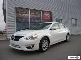 nissan altima 2015 price used used 2015 nissan altima 2 5 in amos used inventory norauto