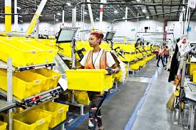as amazon pushes forward with robots workers find new roles the