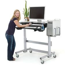 Stand Up Computer Desk by The Truth About Standing Desks It U0027s Not What You Think