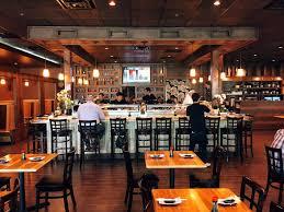 sushi bar great open layout yelp