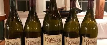 Anniversary Wine Bottles Kosta Browne 20th Anniversary Big Bottle Wine Dinner Discover