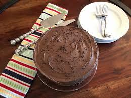 classic birthday cake recipe yellow cake u0026 chocolate frosting