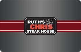 ruth s chris gift card