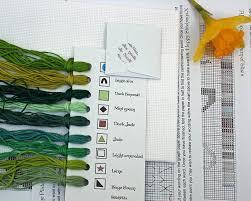 baby abc cross stitch kit by stitchkits notonthehighstreet