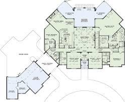 european style house plan 6 beds 6 50 baths 6696 sq ft plan 17 2366