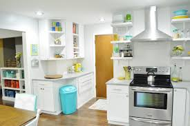 cabinets u0026 drawer finished white kitchen renovation with