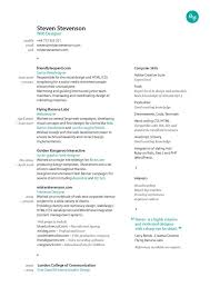 57 best résumé aesthetics images on pinterest resume cv cv