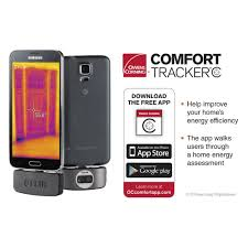 flir one thermal imaging camera for android 757928 the home depot