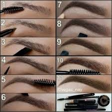 proper way to fill in eyebrows how do you fill in eyebrows o o beautylish