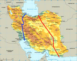 Eurasia Map Iran Links To Eurasia With Persian Canal