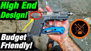 crazy coupons affordable custom glock slides p80 glock 19