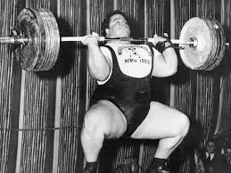 Bench Press Records By Weight Class How Paul Anderson Became One Of History U0027s Strongest Humans Barbend