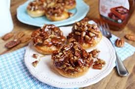 easy maple bacon sticky buns for national sticky bun day fox59