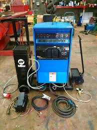 Cool Welding Pictures Miller Syncrowave 351 Ac Dc Digital Water Cooled Tig Welding Machine