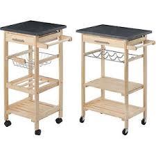 kitchen cart island kitchen trolley island cart wheels wood granite chopping board