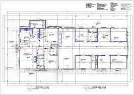 shop floor plans with living quarters plain ideas pole barn floor plans with living quarters morton