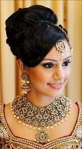 bridal hairstyles hindu bridal hairstyles 14 safe hairdos for the modern day