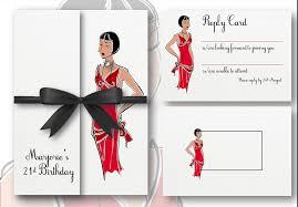 21st Birthday Invitation Card Birthdays U0026 Any Occasion Celebration Invitations Design By Caroline