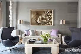 Modern Decorating Ideas Benjamin Dhong Modern San Francisco Row - Modern living room furniture san francisco