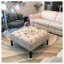 large leather tufted ottoman large round tufted ottoman wonderful round tufted leather ottoman