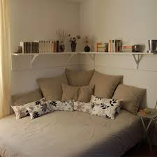 37 best small bedroom ideas and designs for 2017 10 corner living with lots of pillows